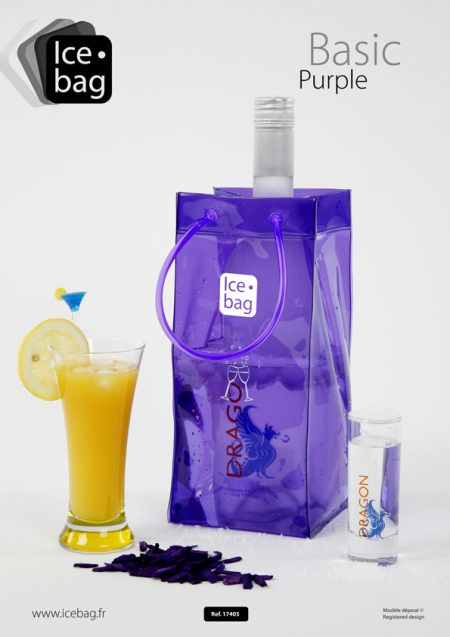 Icebag Basic Purple