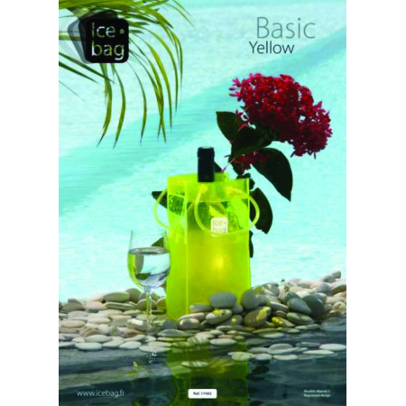 Ice Bag 4202 Yellow