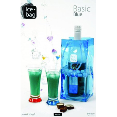 Ice Bag 4204 Blue Lagoon