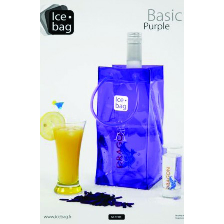 Ice Bag 4206 Purple