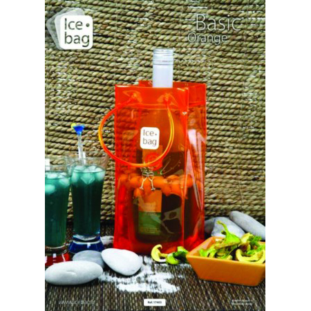 Ice Bag 4208 Orange