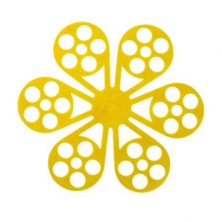 Campana Petalo yellow